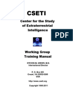 Steven Greer - CE5-CSETI - 02. Working Group Manual - How to Form a Working Group