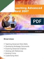 Cram Advancedword2007