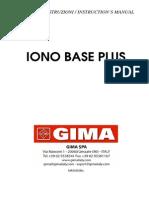 Manual Ionoforeza