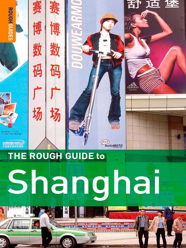 3b8eb78ba9321 The Rough Guide to Shanghai | Shanghai | Greenhouse Gas