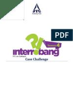 ITC Interrobang Season 4 SCM Case Challenge Brochure