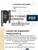 Juntas y Curvas de Expansion Expo