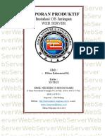Langkah-Langkah membuat Web Server