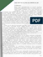Biyomedikal Sistemler - Sakarya Üniversitesi - Nükleer Tıp Ve Gama Görüntüleme