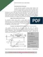Dijital Kontrol Sistemleri - Sakarya Üniversitesi Doç.dr. Ayhan Özdemir Ders Notları.