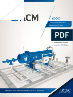 Artec Acm1000 Brochure