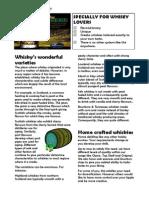 Spirit Info Whisky Profile Kit