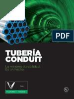 Tuberia_conduit (Referencia de Cantidad e Cables a Transportar)