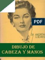 Dibujos de Cabeza y Manos.
