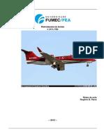 Apostila Performance - Peso e Balanceamento de Aeronaves