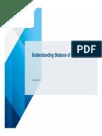 Understanding Balance of Payments