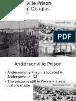andersonville prison ppt