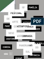 Catálogo Videobrasil 18