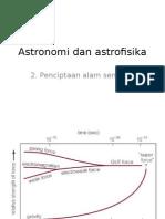 Astro2 Asal Usul Alam Semesta