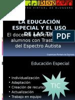 educación especial y uso de las tics
