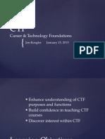 ctf presentation