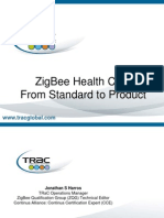 Zigbee Health Care - From Standard to Product