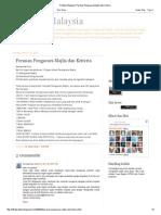 Protokol Malaysia_ Peranan Pengacara Majlis Dan Kriteria