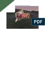 Detonado Zelda