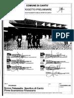 Progetto preliminare 2008