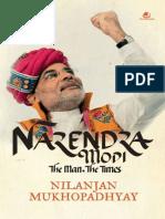 Narendra Modi the Man