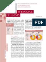 Latvia Demographics