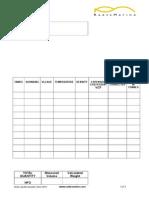 Bunker Quantity Calculation Sheet 2010.1