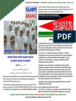 Nama-nama Anak Islamy Bagus & Nama Dilarang Untuk Anak