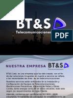 BTySPresentacion Show