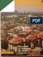 Alexandru Mihai Interconditionari Intre Extinderea Urbana Si Centrul Orasului-libre