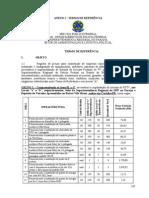 Pregao 12-2014 - Edital Completo - Ampla Participacao - Aquisicao Sistema de CFTV