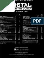 Libro Guitarra Ritmica de Troy Stetina n1