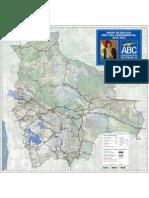Mapa ABC 2013