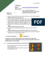 5  digitial logic simulator