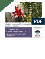 Cuaderno 1 - Modelo de Atención Centrada en La Persona