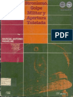 STRONISMO GOLPE MILITAR Y APERTURA TUTELADA - MARCIAL RIQUELME - PORTALGUARANI