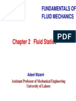 Chap 2 Fluid Mechanics