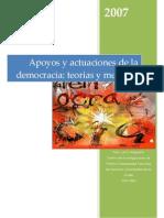Articulo Sobre Apoyos y Actuaciones de La Democracia Caratula