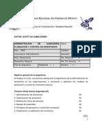 Administración de Almacenes - Planeación y Control de Inventarios
