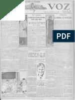 Periodico La Voz (Madrid). 14-12-1927