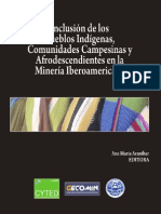 235 Inclusion Indigenas Mineria GECOMIN