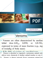 Bee venom metabolism and its therapeutic uses