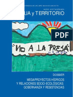 Agua y Territorio_2014