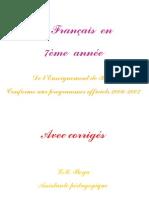 Français l Prof