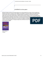 Fractal Dimension Based Neurofeedback in Serious Games - Springer