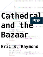 The Cathedral and the Bazaar - Eric S. Raymond