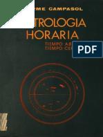 Carme Campasol - Astrología Horaria