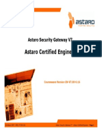 ACE-Astaro Certified Engineer