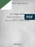 Paolo Mori, Luigi Saraceni La «legge reale». Come la borghesia si difende.pdf
