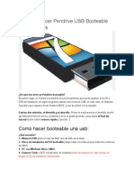 Tutorial USB Booteable